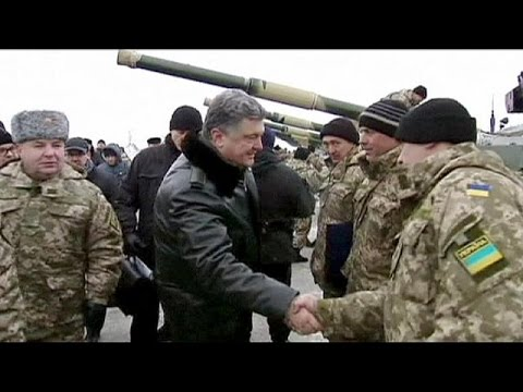أسبوع مفوضات سلام حاسمة لمستقبل أوكرانيا في مينسك