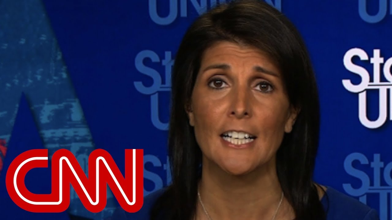 Nikki Haley previews Trump's trip to the United Nations (entire State of the Union interview)
