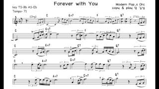 Forever With You 엄길섭 Um Kilsub Sheet 악보포함