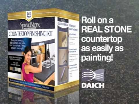 Daich Coatings - SpreadStone™ Countertop Finishing Kit