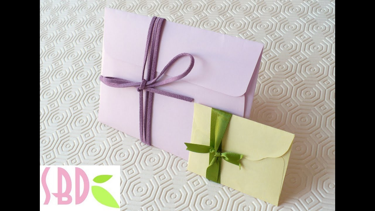 Auguri Matrimonio Eleganti : Tutorial buste per le nostre card envelopes for our
