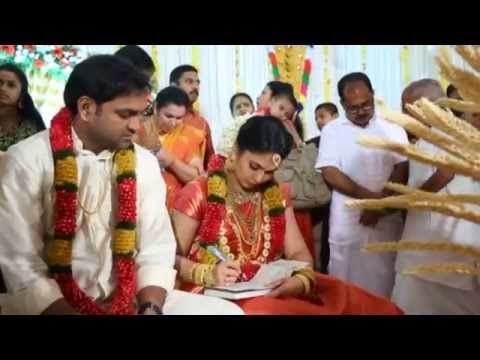 Kerala Style Wedding-Vishnu & Aishu-Part02