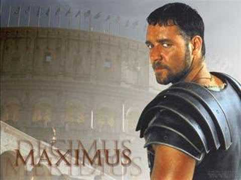 &quot;Now We Are Free&quot; - Gladiator theme -