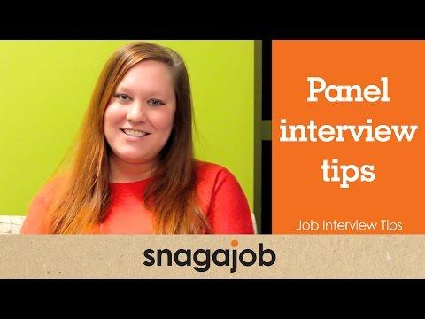 Job Interview Tips (Part 5): Panel Interview Tips