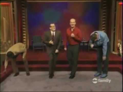 Best Whose Line Irish Drinking Song - Meow!!!!