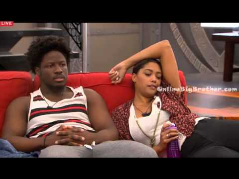 Big Brother Canada 3 living room conversations