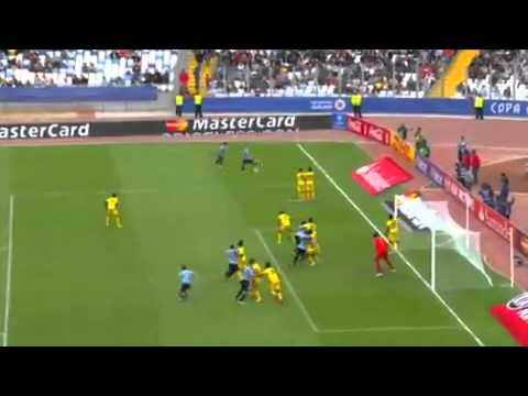 Uruguay beat Jamaica 1 0 in Copa America opening group game   Daily Mail Online 1418450360 429561957