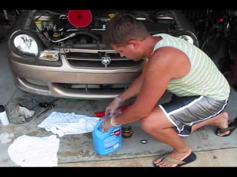 Dodge Neon Oil Change