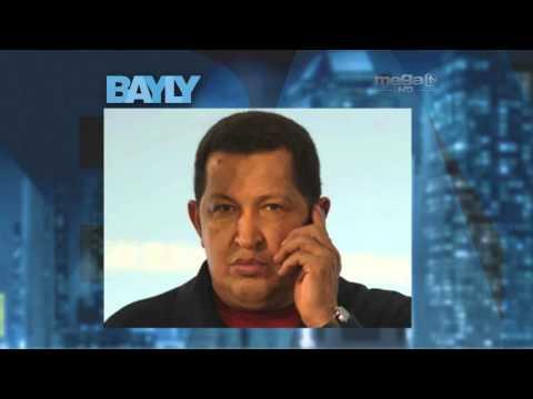 Bayly — Audio de Chávez no es trucado. Octubre 1