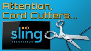 Sling TV - Stream Cable Channels Without The Ridiculous Prices
