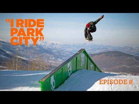 I Ride Park City Snowboarding with Scott Stevens, Ben Bilodeau, and Ozzy Henning