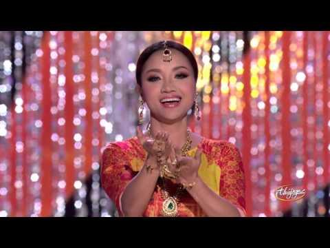 Asian Beauty - Nét Đẹp Á Đông (Dương Khắc Linh, Hoàng Huy Long) PBN 115 thumbnail
