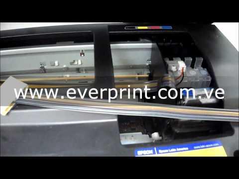 www.everprint.com.ve - Reseteo de Cartucho EPSON TX420W