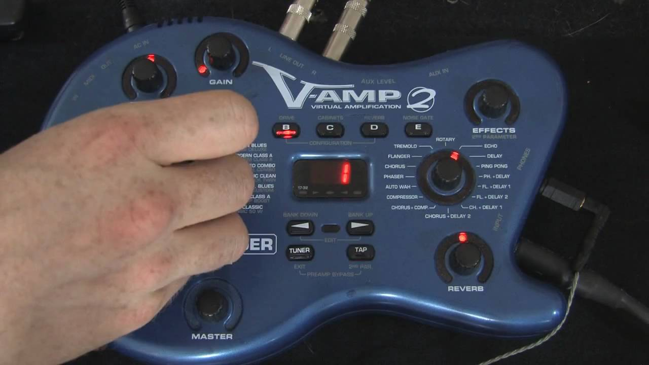 Behringer v Amp Iii Behringer V-amp 2 Review /