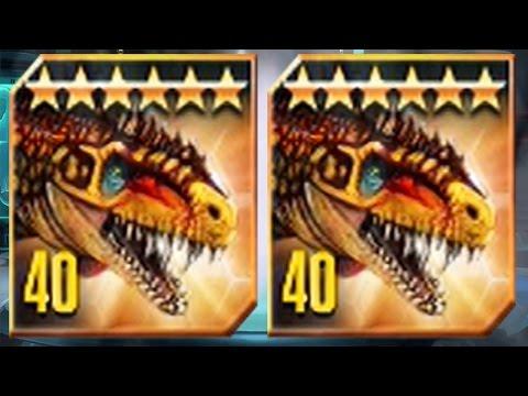 PRESTOSUCHUS  MAX LEVEL 40 - NEW VIP DINO - Jurassic World The Game