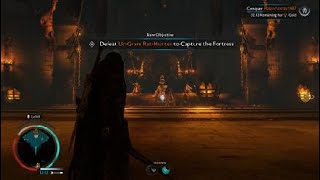 Middle-earth™: Shadow of War™ Damn I look like a badass