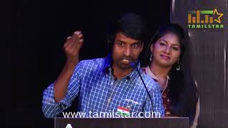 Nenjil Thunivirundhal Movie First Look And Title Launch