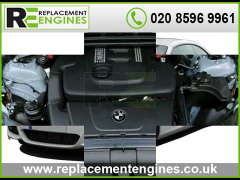 BMW 320d Engines For Sale
