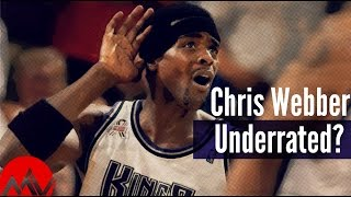 Is Chris Webber Underrated?