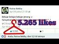 Trick Perbanyak Like Di Facebook Hingga Ribuan 2017