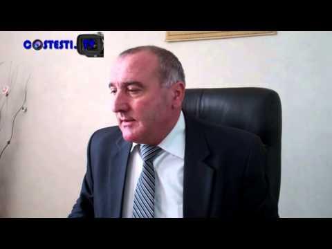 Primarul de la Costesti despre situatia drumurilor din localitate pe timp de iarna