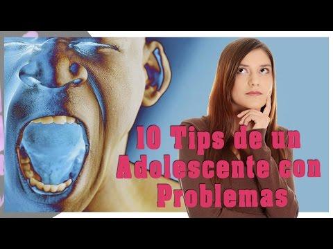 10 PISTAS DE UN ADOLESCENTE CON PROBLEMAS PSICOLÓGICOS | por PsicoVlog