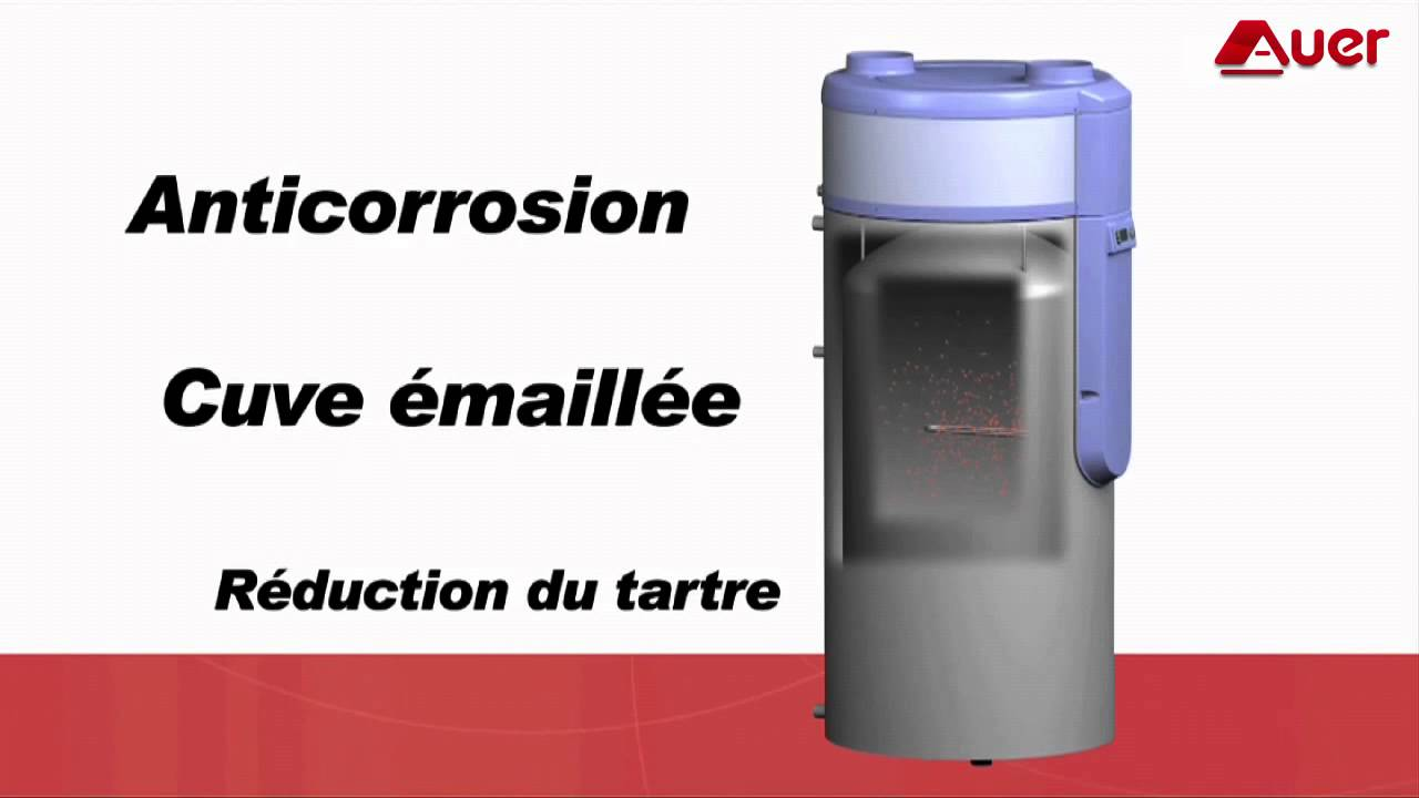 Chauffe eau thermodynamique cylia air youtube for Comparatif chauffe eau thermodynamique