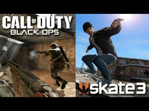 Funklinstream - Black Ops 1 // SKATE 3