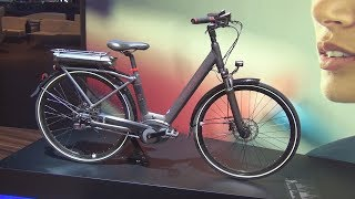 Peugeot HYbrid Bike Eco 1.100 Collection (2016) Exterior and Interior