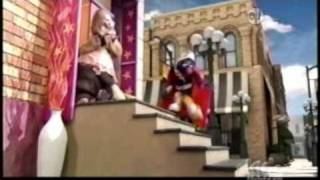 Sesame Street - Super Grover 2.0 and the cow