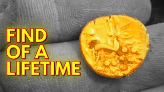 Metal Detecting Finds Gold | 2000 Years Old | Find of a Lifetime!