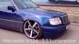 download lagu Mercedes W124 5.5 Kompressor Ex. E280 M104 gratis