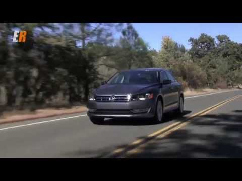 2014  Volkswagen Passat TDI Review - Test Drive