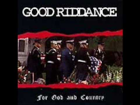 Good Riddance - Man of God
