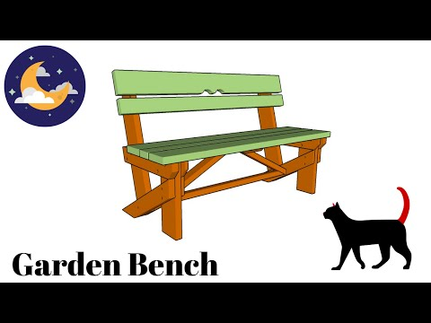 Outdoor Bench Woodworking Plans Free