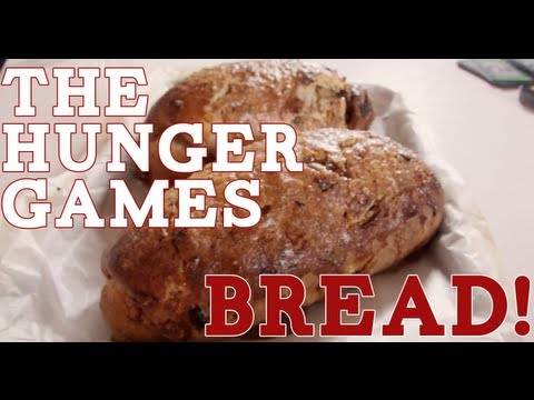 RT: http://bit.ly/zgSQUN Facebook: http://on.fb.me/wnOFHp HOW TO MAKE: Peeta's Burnt Nut and Raisin Bread from The Hunger Games Ingredients: - 1 1/2 cups who...