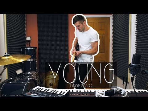 The Chainsmokers - Young Cover