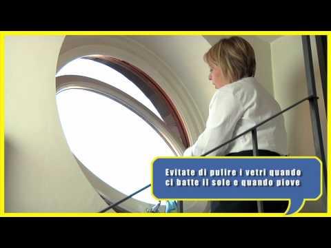 LIA_I consigli per pulire i vetri, le tapparelle e le persiane