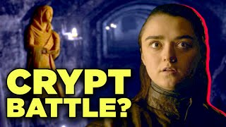 Game of Thrones - Secret Battle In The Crypts? Season 8 Episode 2 Q&A #WesterosWeekly