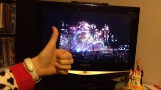 New Years countdown 2017-2018 Simons out London fireworks