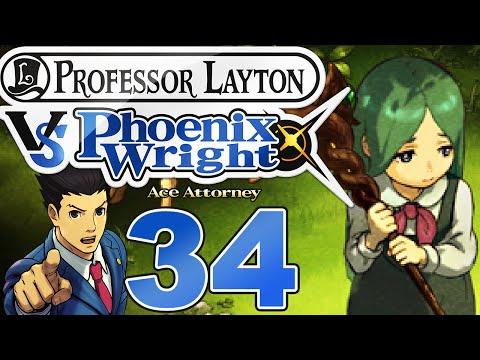 JEAN ERLINGTONS GESTÄNDNIS! - #34 - Professor Layton vs. Phoenix Wright: Ace Attorney