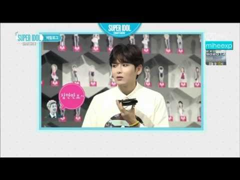 [ENG SUB] 140829 Super Idol Chart Show - Calling Out to Donghae