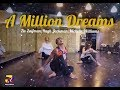 A Million Dreams Ziv Zaifman Hugh Jackman Michelle Williams Contemporary Dance JMVDanceTV mp3