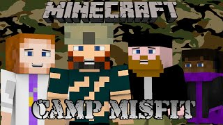 Minecraft SMP | Camp Misfit | #5 HIT OR MISS