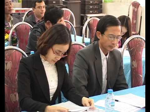 Hội nghị cán bộ công chức Đài phát thanh Kiến An năm 2015