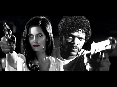 Pulp Fiction (Sin City: A Dame to Kill For Style!)