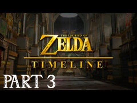 Timeline: The Legend of Zelda - Part 3