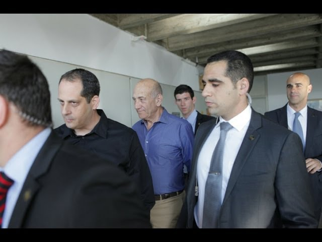 Former Prime Minister Olmert Convicted on Bribery Charges