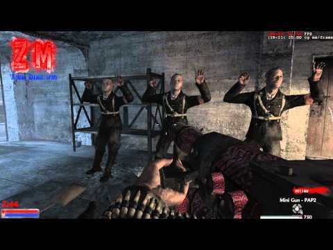 Call of Duty Dancing Zombies
