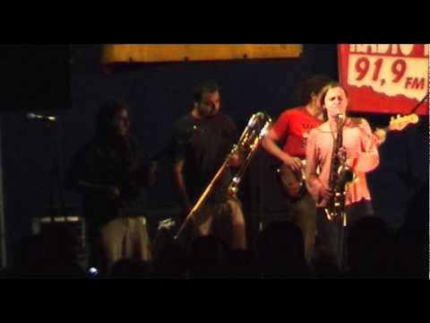 REGGAE AREA 2011 - SULTAN SOLIMAN - Duhovění